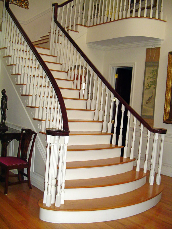 Long Island Custom Stairs Home Staircase Long Island